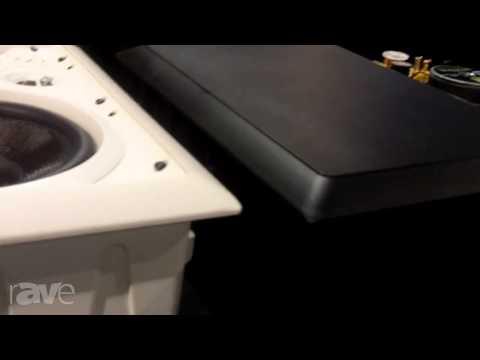 CEDIA 2013: GTL Sound Labs Displays its AE-963 In-Wall Speaker