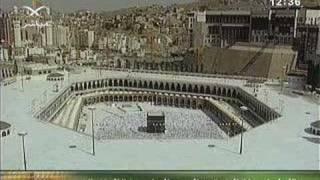 jumu'ah prayer lead by sheikh shuraim