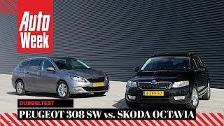 Peugeot 308 1.6 HDi –  Skoda Octavia 1.6 TDI - Occasiontest