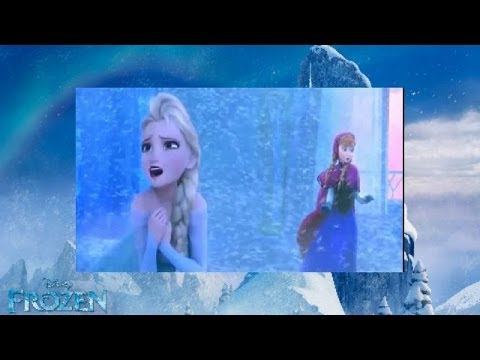 Frozen - For The First Time In Forever (Reprise) Swedish Soundtrack (S + T)