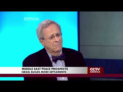 Edward Marks Discusses the U.S. initiative to Restart Israeli-Palestinian Peace Talks