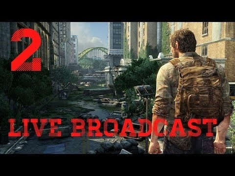 The last of us (BroadCasting) #2 Online With H0L3_QC