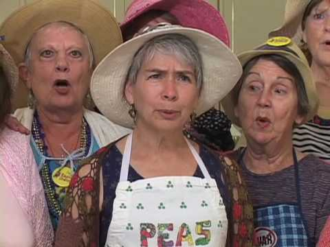 Raging Grannies Rip CBS