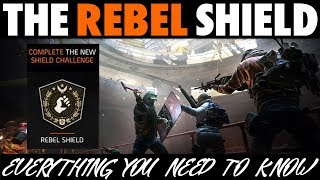 TIPS AND TRICKS FOR COMPLETING THE REBEL SHIELD    EVERYTHING YOU WANT TO KNOW   THE DIVISION