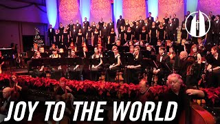 Joy to the World - Merry Christmas from George Fox University!