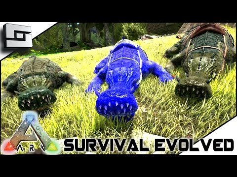 ARK: Survival Evolved - SARCO TAMING! S2E37 ( Gameplay )