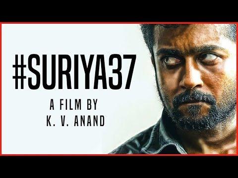 Surya 37 படத்தின் படப்பிடிப்பு தொடங்கியது | Surya 37th Film Booja | Surya | K V Anand | Shayyesha