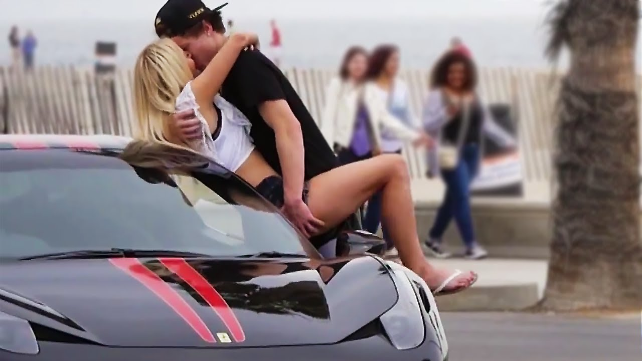 Kissing Prank 2015 - YouTube