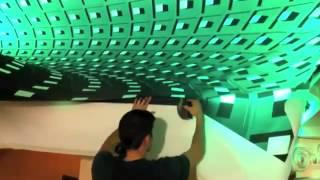 Новые 3D технологии влияние на натяжные потолков