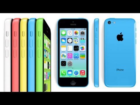 Обзор iPhone 5c - доступный каждому