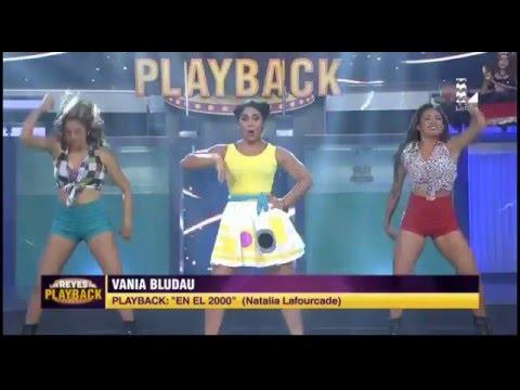 Vania Bludau Derrochó Sensualidad Con Su Playback