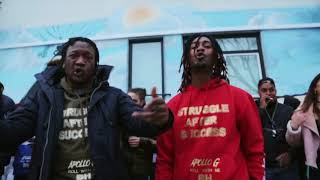 Apollo G ft. B.H  - Roll with me (Official Video) Prod by. Dj Kelven