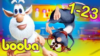 Booba - All Episodes Compilation (23-1) funny cartoons - Kedoo ToonsTV