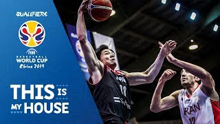 Iran v Japan - Full Game - FIBA Basketball World Cup 2019 - Asian Qualifiers