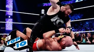 Top 10 SmackDown moments: WWE Top 10, July 23, 2015