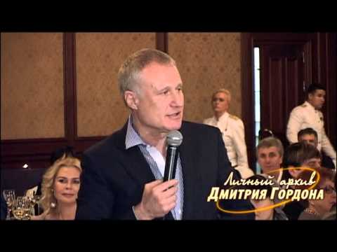 Дмитрию Гордону — 45! Тост Григория Суркиса
