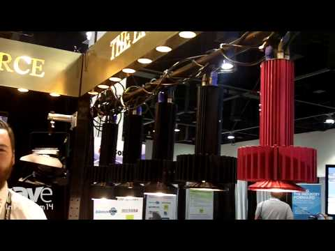 InfoComm 2014: The Light Source Exhibits the 100-Watt LED Pendant House Lights