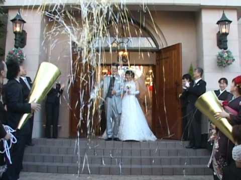 tomo&miwa結婚式(エンドロール)