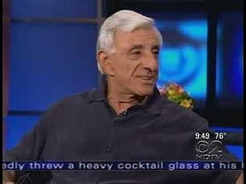 "Steve Bartelstein and Cindy Hsu interview Jamie Farr about his career and his role in off-Broadway's new comedy, ""Flamingo Court"" at New World Stages. July 2..."