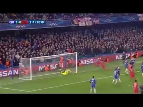 Ligue des Champions 11/03/2015 - PSG-Chelsea 2-2 [son RMC]