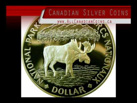 Canada's organization of rare Canadian coins provides information such as: