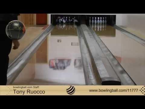 bowlingball.com Radical Guru Bowling Ball Reaction Video Review