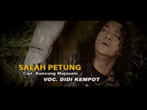 Didi Kempot-Salah Petung (Official Music Video)