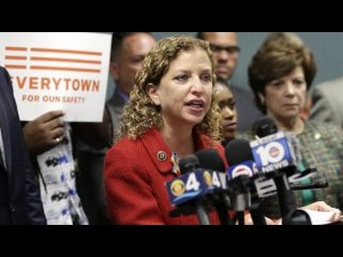 The stunning fall of Debbie Wasserman Schultz