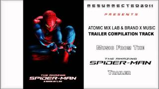 ‪Trailer Music- The Amazing Spider-Man (Brand X Music & Atomic Mix Lab)‬‏
