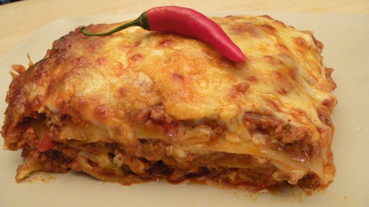 Jak zrobić lasagne  Video Kuchnia pl  YouTube -> Kuchnia Szeroko Otwarta Lazania