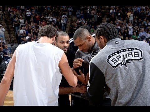 Top Teamwork Plays of the 2013-14 San Antonio Spurs