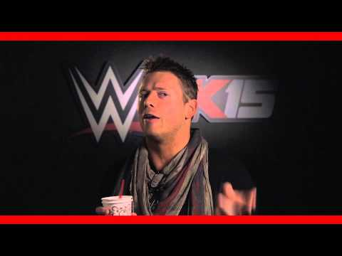 The Miz To Lolitsanthony   Wwe 2k15 Comment Takeover video