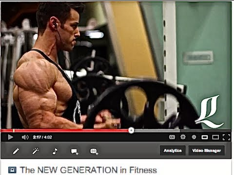 The NEW GENERATION in Fitness