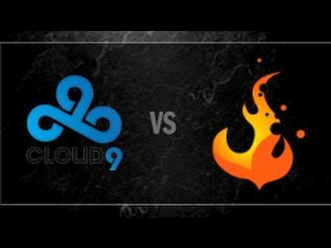 C9 vs CRS - LCS 2013 NA Summer W1D2