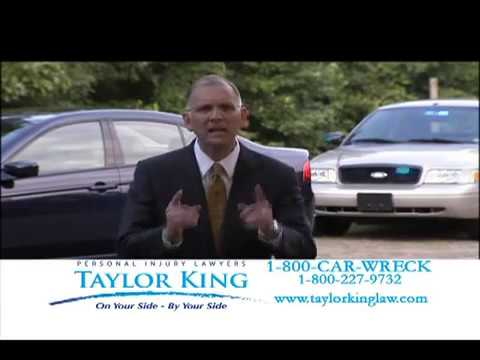 Taylor King Law - Personal Injury Lawyer - Arkansas - Rules of the Road - Cell Phone Teen 08-2009