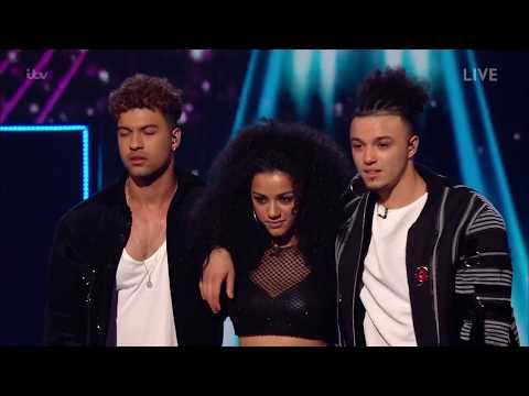 The Cutkelvins Makes Everybody Dance Along Their Dynamic Performance | Live Show | The X Factor UK 2