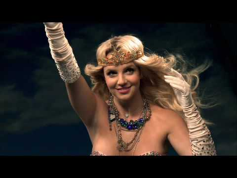 Britney Spears - Circus Album - TV Promo