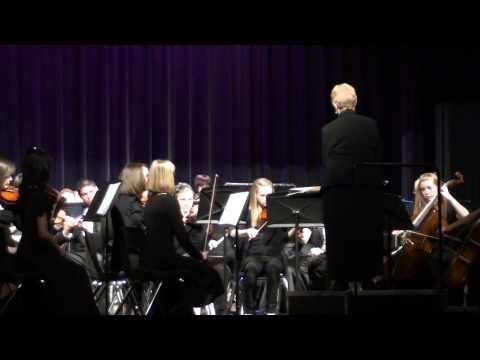 Kansas City Youth Symphony playing Prairie Overture