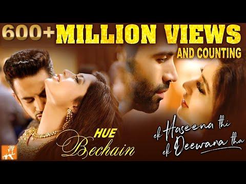 Hue Bechain | Ek Haseena Thi Ek Deewana Tha | Music - Nadeem, Palak Muchhal