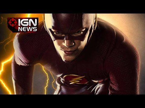 Mark Hamill Reprising His Role as The Trickster on The Flash - IGN News