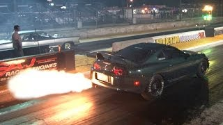 900hp FLAME THROWER Supra