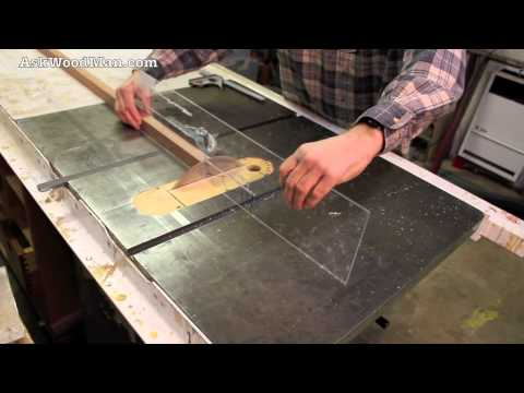 Making Jig To Hold Diamond Stones • Complete Sharpening Series Video 1
