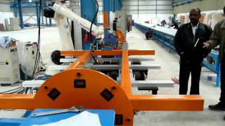 robotic welding of infill beams