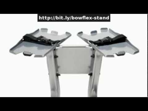 Bowflex Selecttech Stand Bowflex Selecttech Dumbbell