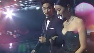 [HD] Kim Soo Hyun 金秀賢 김수현 and  Seo Ye ji ~ 56th Baeksang Arts Awards 2020 ~ Miss You 3000  🎶🎵✨