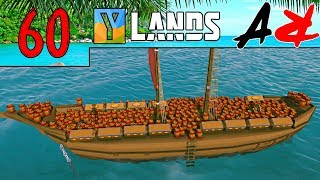 Ylands - Ep60 - Base Tour Season Finale With A BANG (Survival/Crafting/Exploration/Sandbox Game)