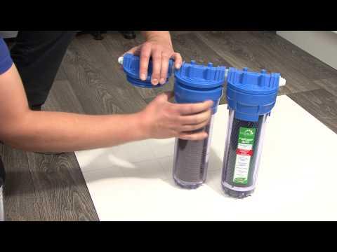 Фильтр для воды для дома своими руками