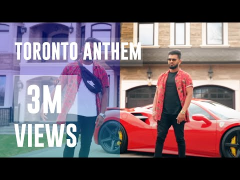 Toronto Anthem Official Music Video | IFT-Prod | Boston, Achu | Infinite Entertainment