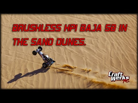 Brushless 1/5 Scale HPI Electric Baja