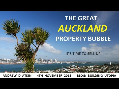 The Great Auckland Property Bubble